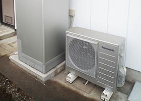 エコキュート・温水器
